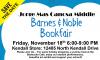 JMC Barnes & Noble Bookfair