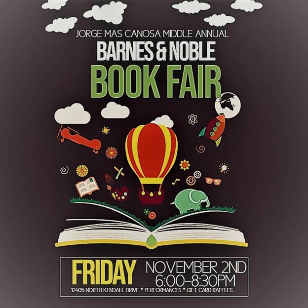 Barnes & Noble Book Fair @ Barnes & Noble