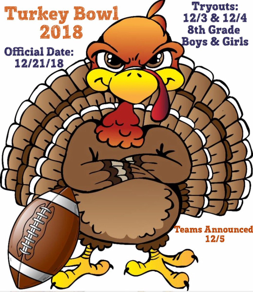 Turkey Bowl 2018!