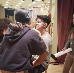 Drama-Stage Makeup