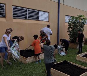 Garden Build Out
